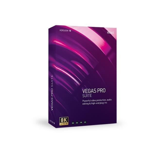 Magix Vegas Pro 18 Suite ESD
