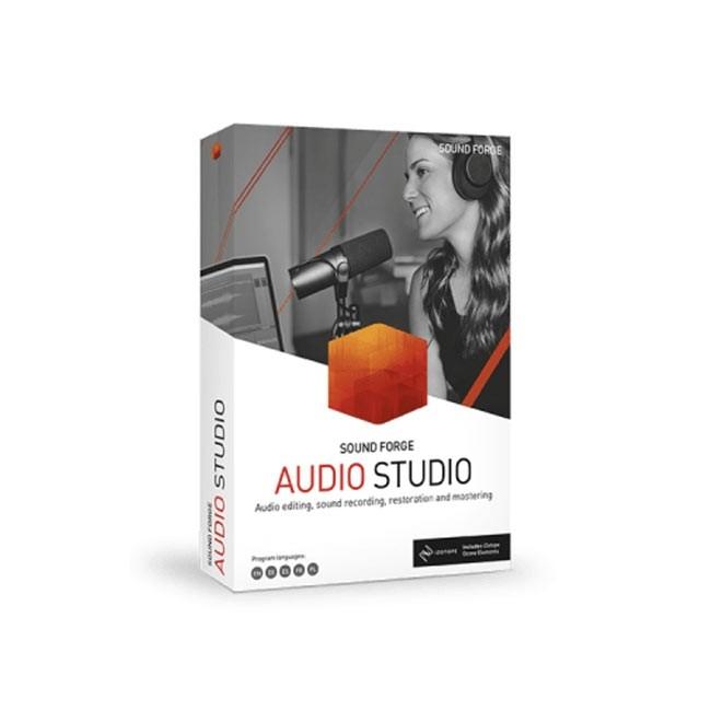 Magix Sound Forge Audio Studio 15 ESD