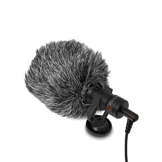 Padcaster Unidirectional Mini Microphone Kit