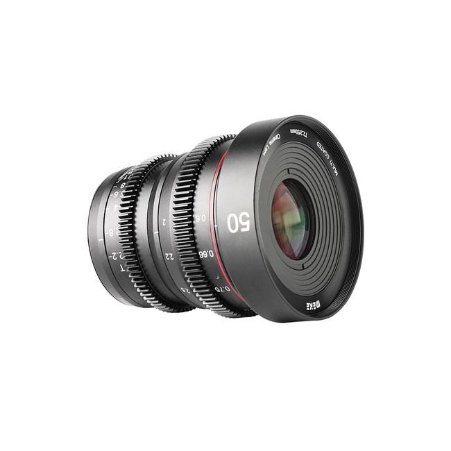 Meike Cinema Prime 50mm T2.2 M4/3 Lens