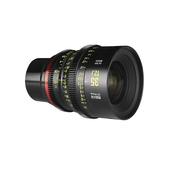 Meike Cinema Full Frame Cinema Prime 35mm T2.1 Sony E Lens