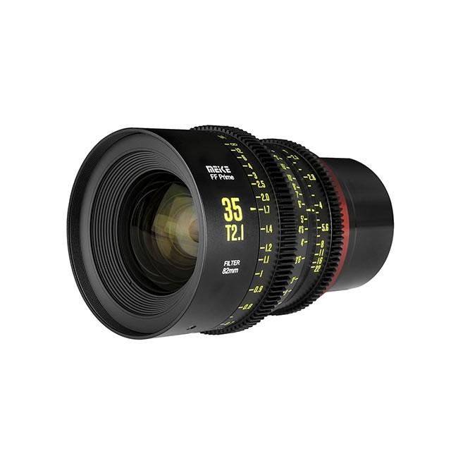 Meike Cinema Full Frame Cinema Prime 35mm T2.1 L Mount Lens