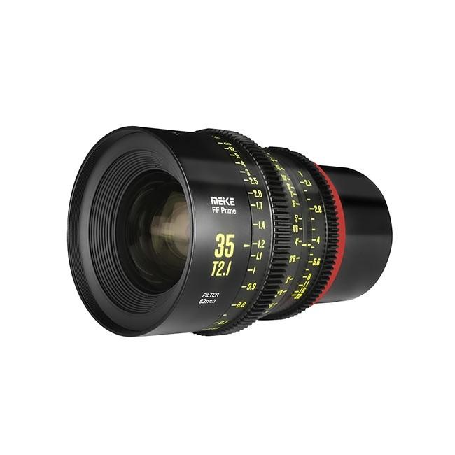 Meike Cinema Full Frame Cinema Prime 35mm T2.1 RF Lens