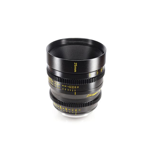 Mitakon Speedmaster 25mm T1 M4/3 Lens