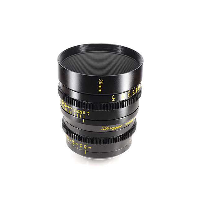 Mitakon Speedmaster 35mm T1 M4/3 Lens