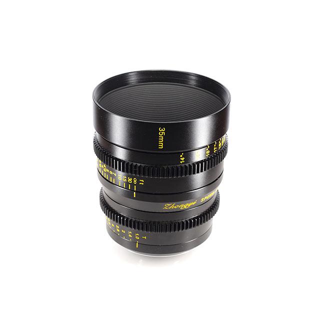 Mitakon Speedmaster 35mm T1 Sony E Lens