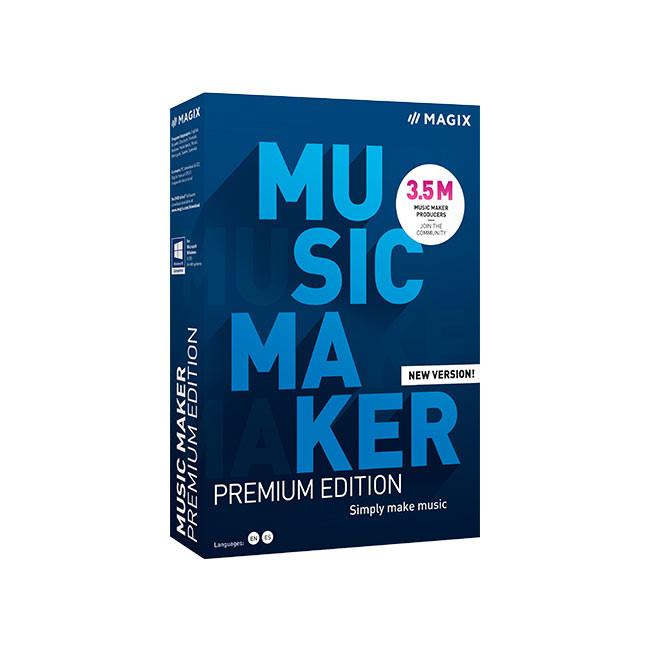 Magix Music Maker 2022 Premium Edition ESD