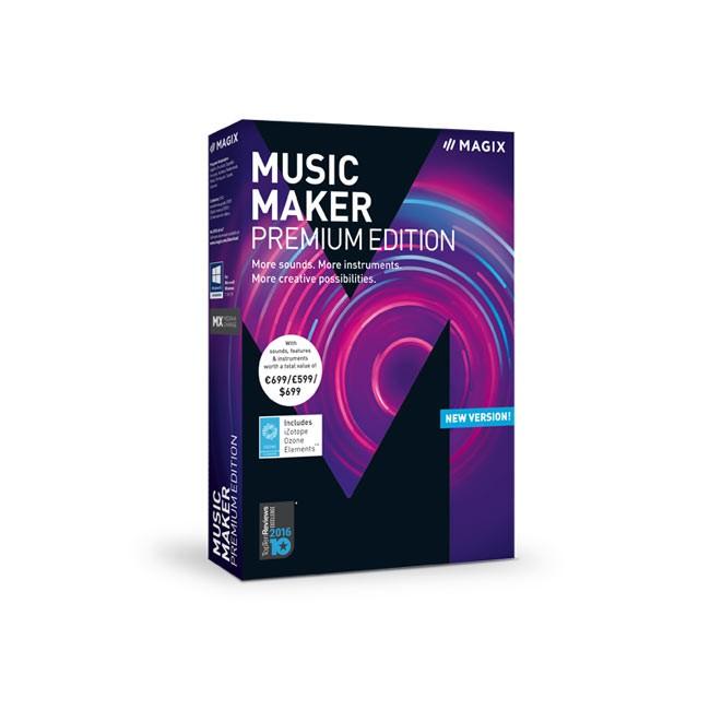 Magix Music Maker Premium ESD