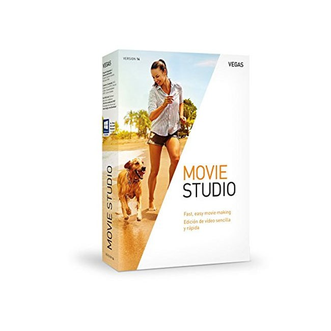 Magix VEGAS Movie Studio 14 ESD