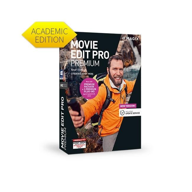 Magix Movie Edit Pro Premium (2019) - Academic ESD