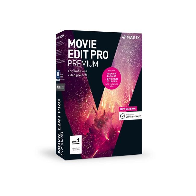 Magix Movie Edit Pro Premium ESD