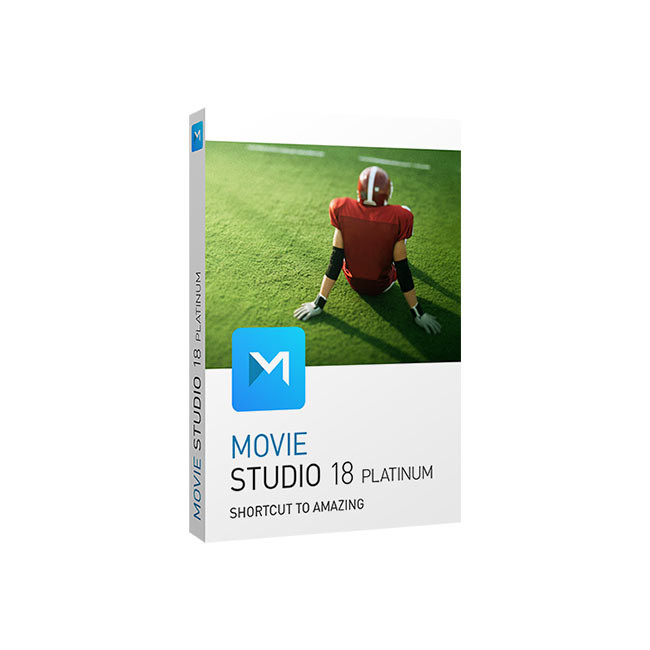 Magix Movie Studio 18 Platinum ESD