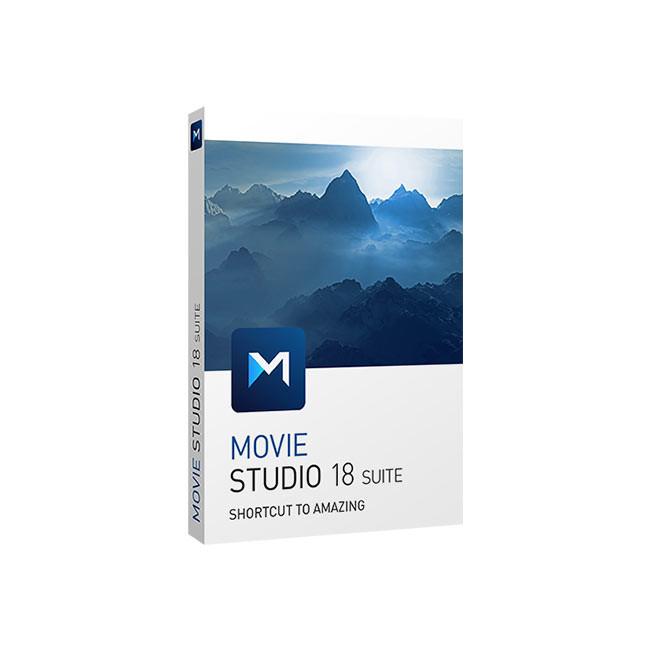 Magix Movie Studio 18 Suite ESD