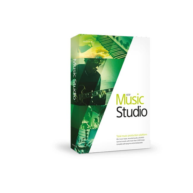 Magix ACID Music Studio 10 ESD