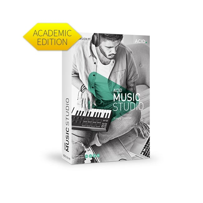 Magix ACID Music Studio 11 (Academic) ESD