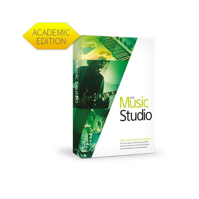 Magix ACID Music Studio 10 - Academic ESD