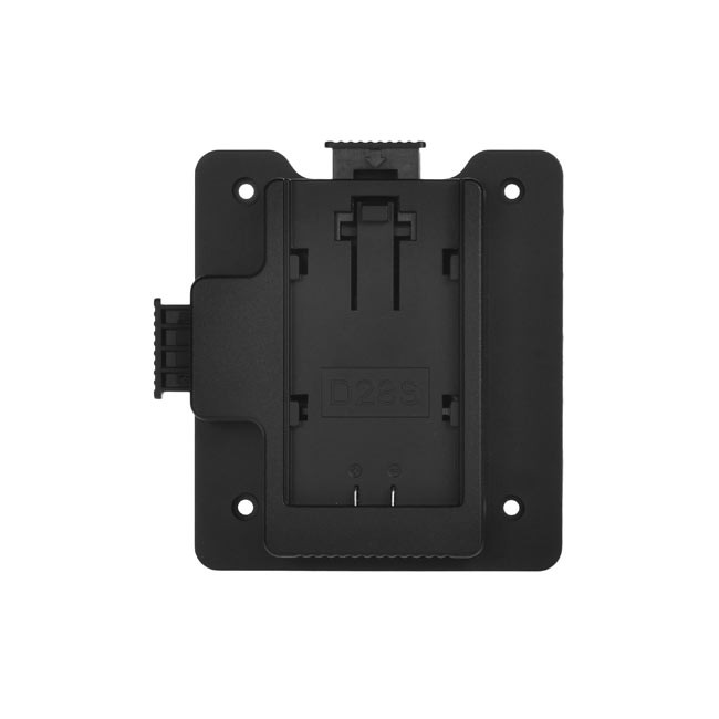 MustHD LD28S Battery Plate for MustHD Field Monitors (Not for M703 Series Monitors)