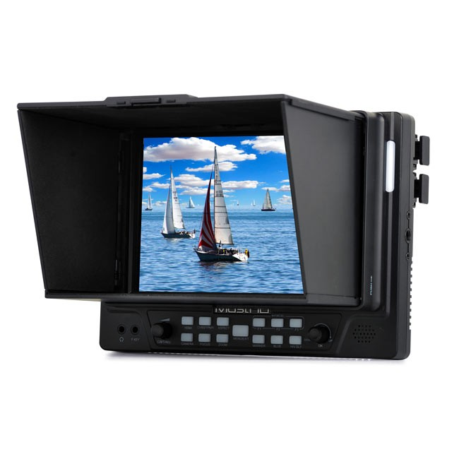 "MustHD 7"" 1920x1200 Full HD HDMI Field Monitor"