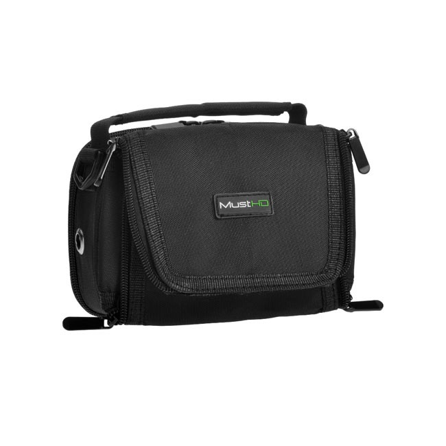 MustHD Multi-functional Bag for Must HD M501H Field Monitor with Sun Hood Feature