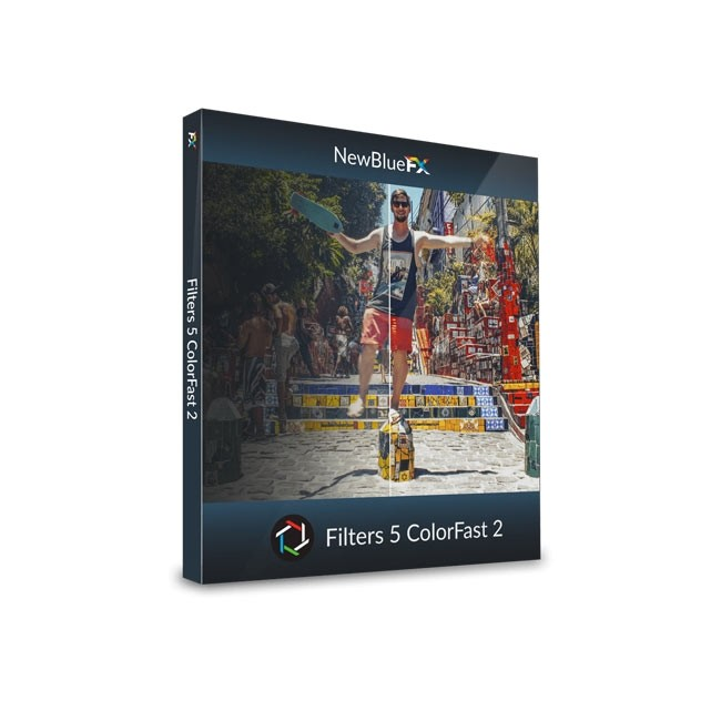 NewBlue Filters ColorFast 2 ESD