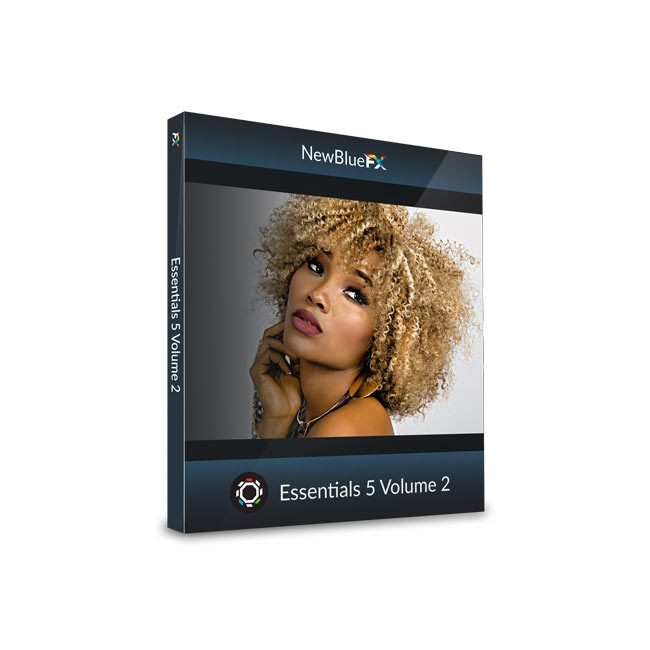 NewBlue Essentials 5: Volume 2 ESD