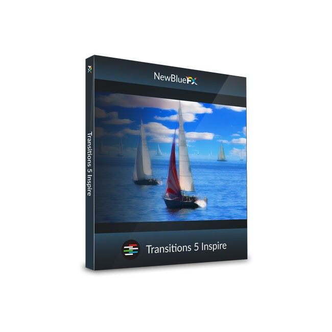 NewBlue Transitions 5 Inspire ESD