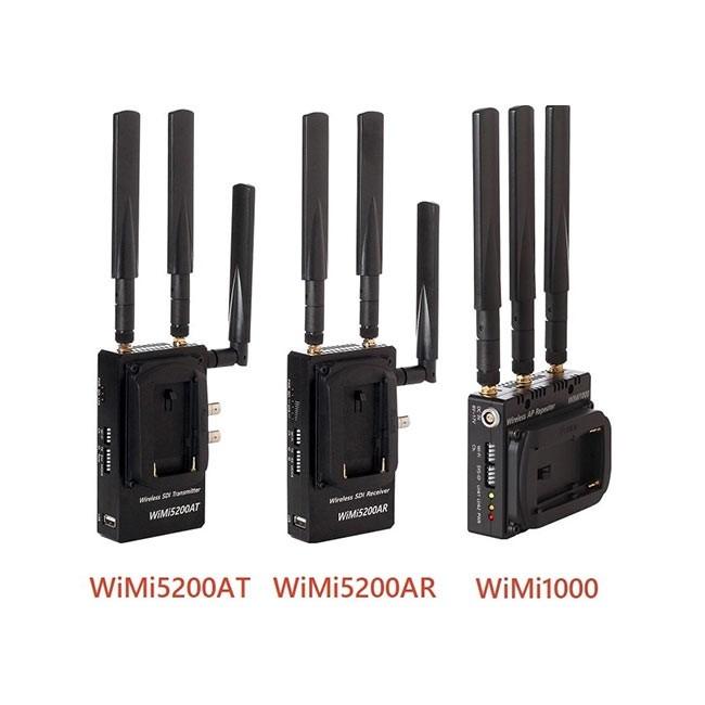 Nimbus WiMi5200A System & WiMi1000 Bundle