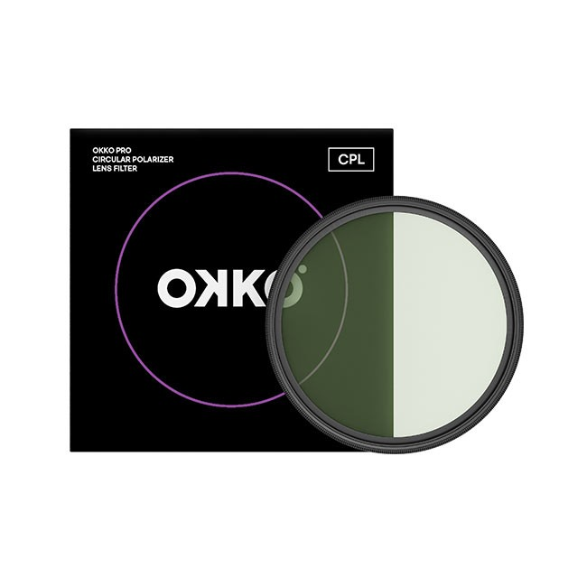Okko Pro CPL Filter (72mm)