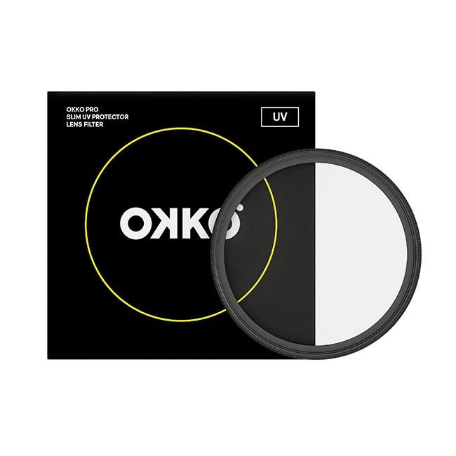 Okko Pro UV Filter (62mm)