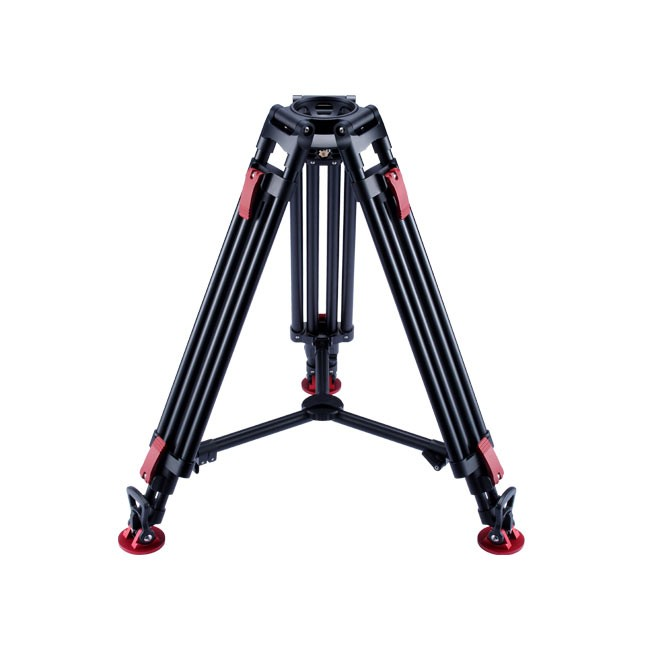 OZEN 75AL2HD 75mm 2-Stage Heavy-Duty Tripod