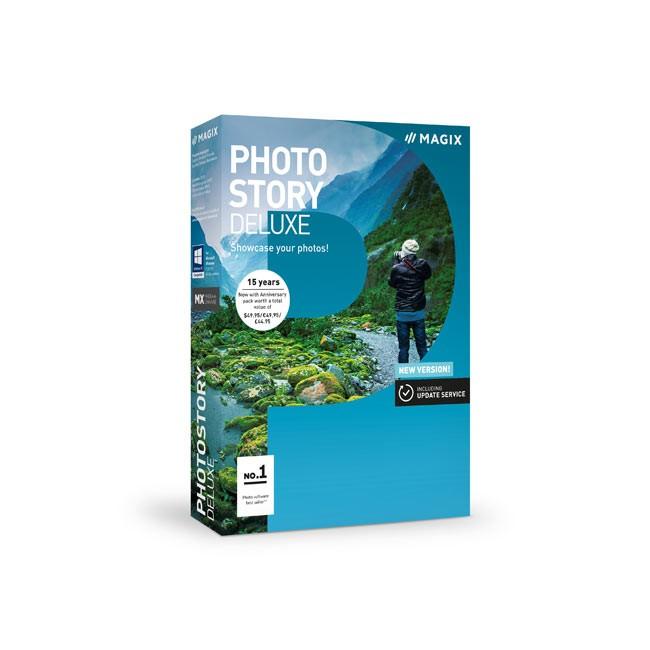 Magix Photostory Deluxe ESD