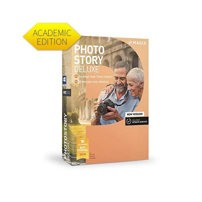Magix Photostory Deluxe (2019) - Academic ESD