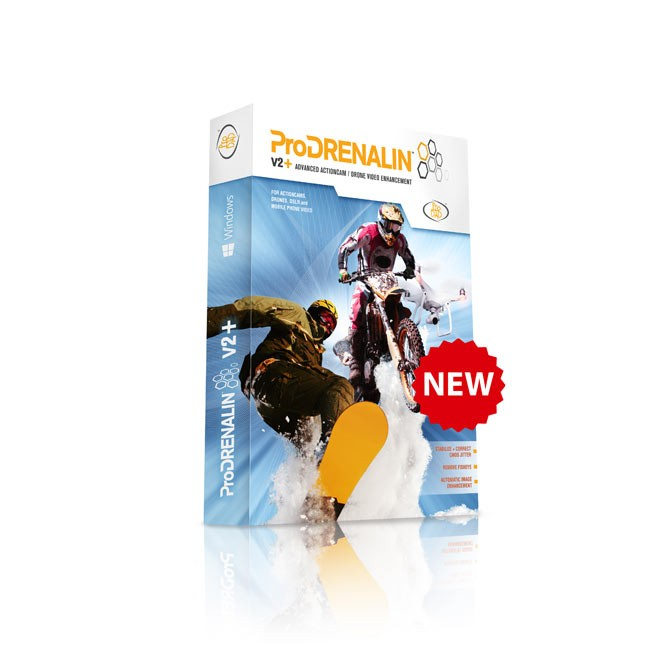 ProDAD ProDRENALIN V2+ ESD