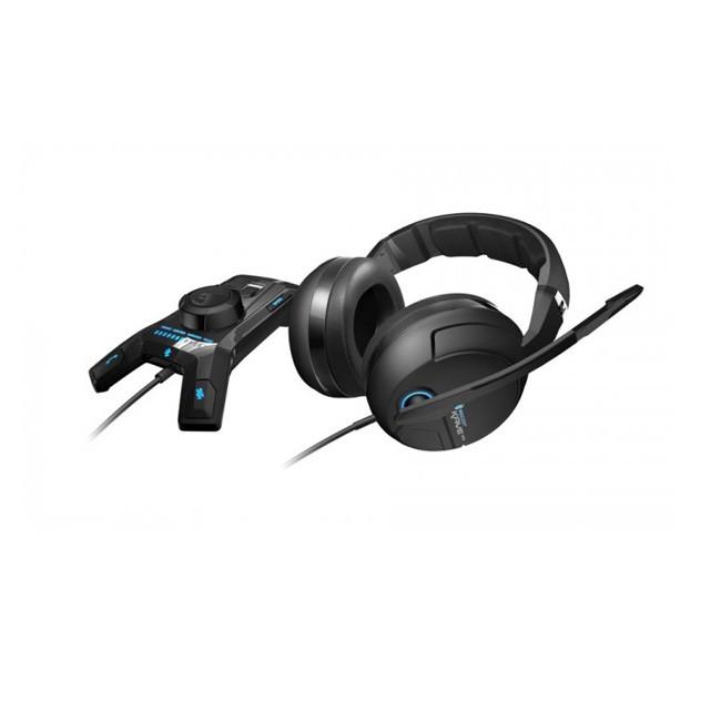 ROCCAT Kave XTD 5.1 Digital - Premium 5.1 Surround Headset with USB Remote & Sound Card