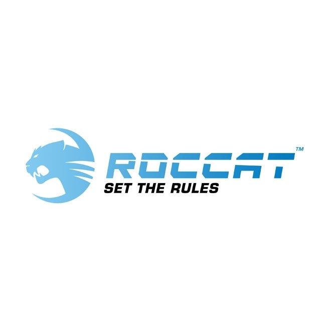 ROCCAT Logo Signage (24'' x 12'')