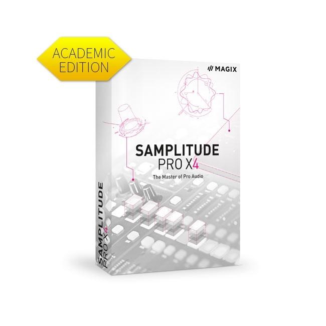 Magix Samplitude Pro X4 (Academic) ESD