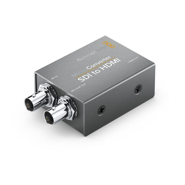 Blackmagic Micro Converter - SDI to HDMI