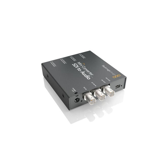 Blackmagic Design Mini Converter - SDI to Audio
