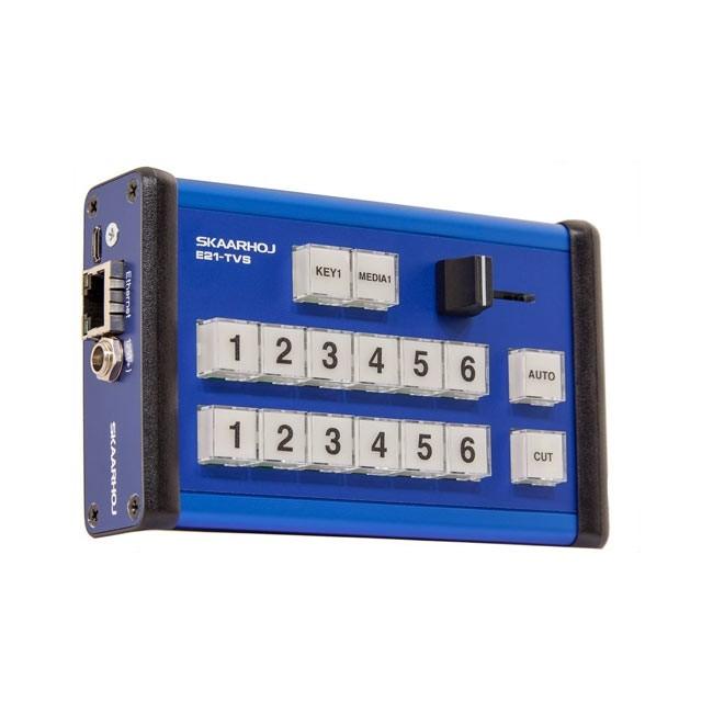 SKAARHOJ E21-TVS MII Pocket Controller