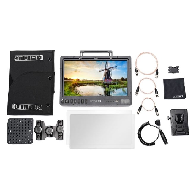 SmallHD 1303 HDR 13'' Production Monitor V-Mount Kit