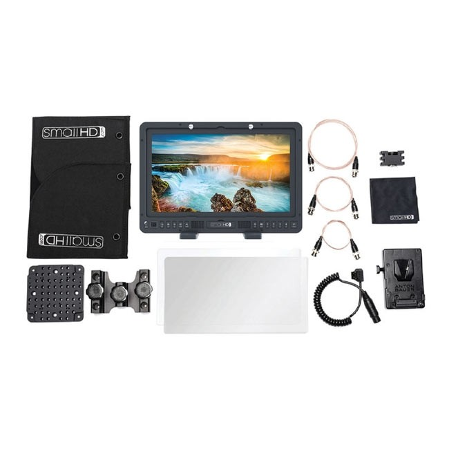 SmallHD 1703 P3X 17'' Studio Monitor Kit (V-Mount)