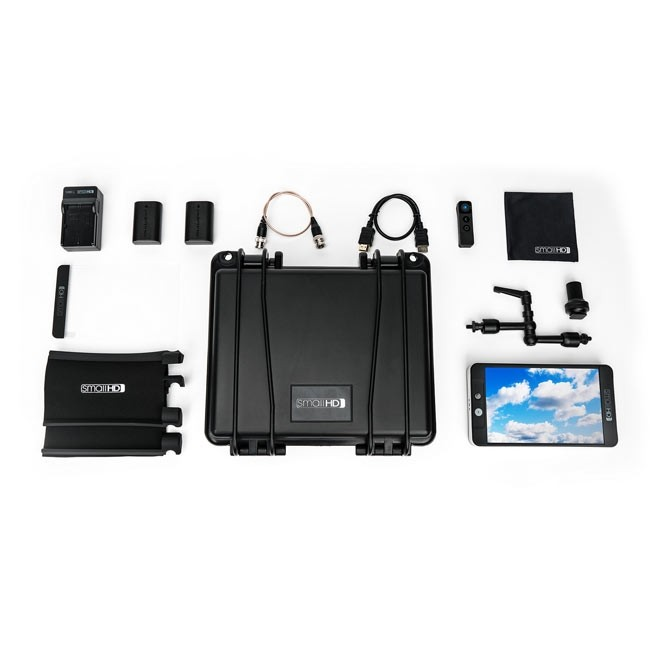 "SmallHD 701 Lite 7"" HDMI On-Camera Monitor Kit"