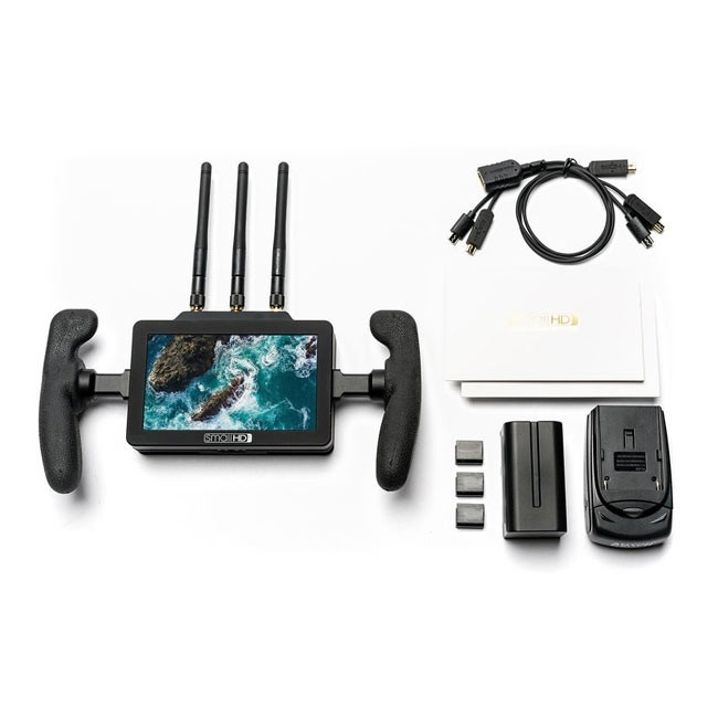 SmallHD FOCUS Bolt 500 RX Wireless Monitor