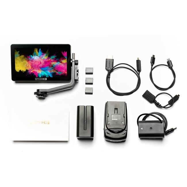 SmallHD Focus OLED Monitor (1080p) Touch Screen Panasonic Kit