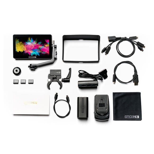 SmallHD Focus OLED Monitor (1080p) Touch Screen Gimbal Kit