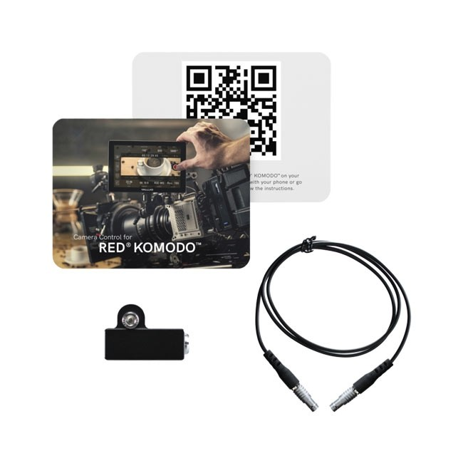 SmallHD Camera Control Kit for RED KOMODO (Cine 7, 702 Touch)