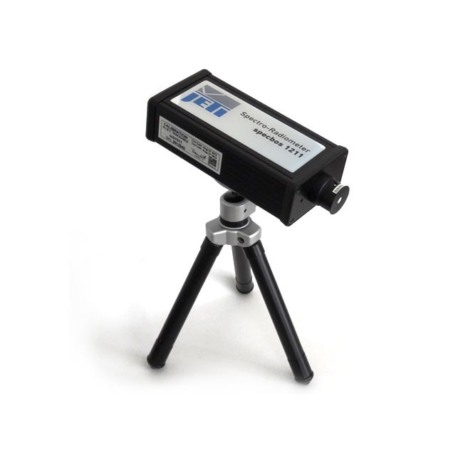 SpectraCal JETI Specbos 1211L Spectroadiometer (Radiance Mode Only)