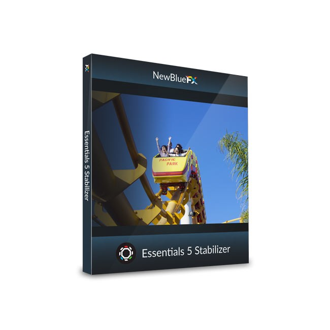 NewBlue Essentials Stabilizer ESD