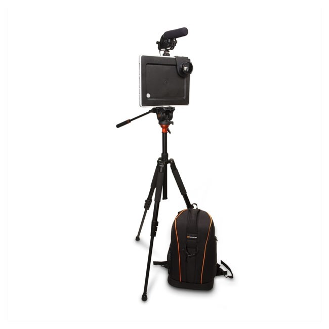 Padcaster Starter Kit for iPad Air 10.5