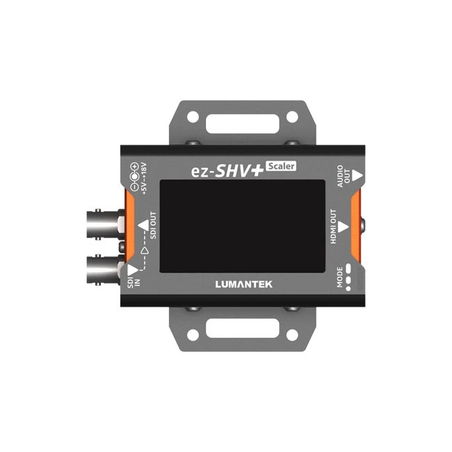 Lumantek SDI to HDMI Converter with Display and Scaler